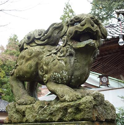 小坂神社 金沢市小坂町