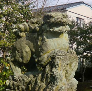 白山神社 金沢市円光寺本町