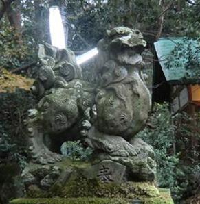 石浦神社 金沢市本多町3