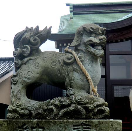 野間神社 金沢市玉鉾3